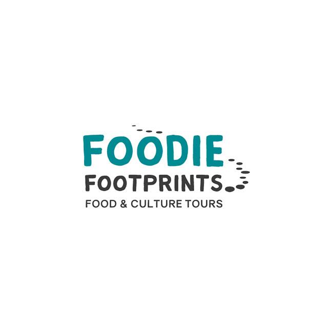 Foodie Footprints Logo