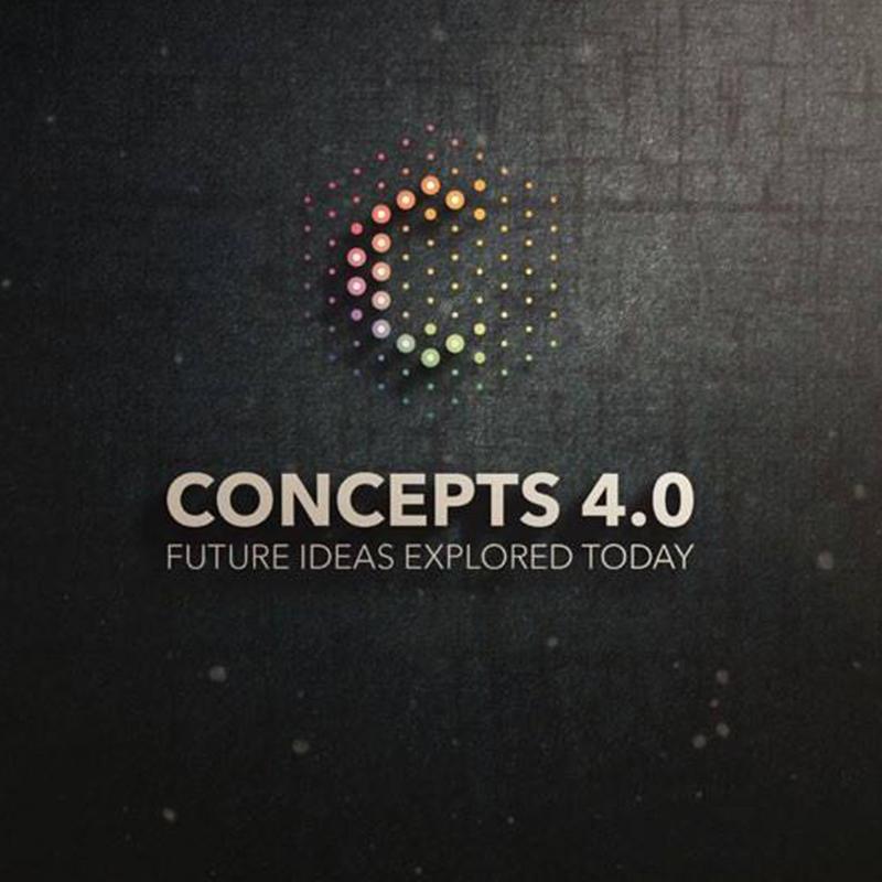 Concepts 4.0 Logo