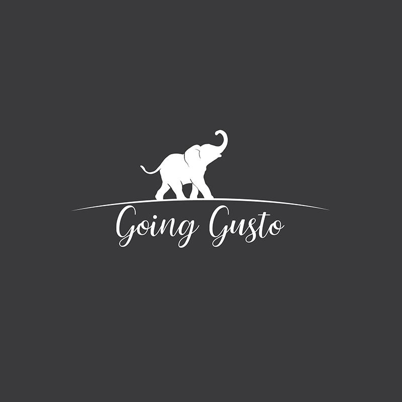 Going Gusto Logo